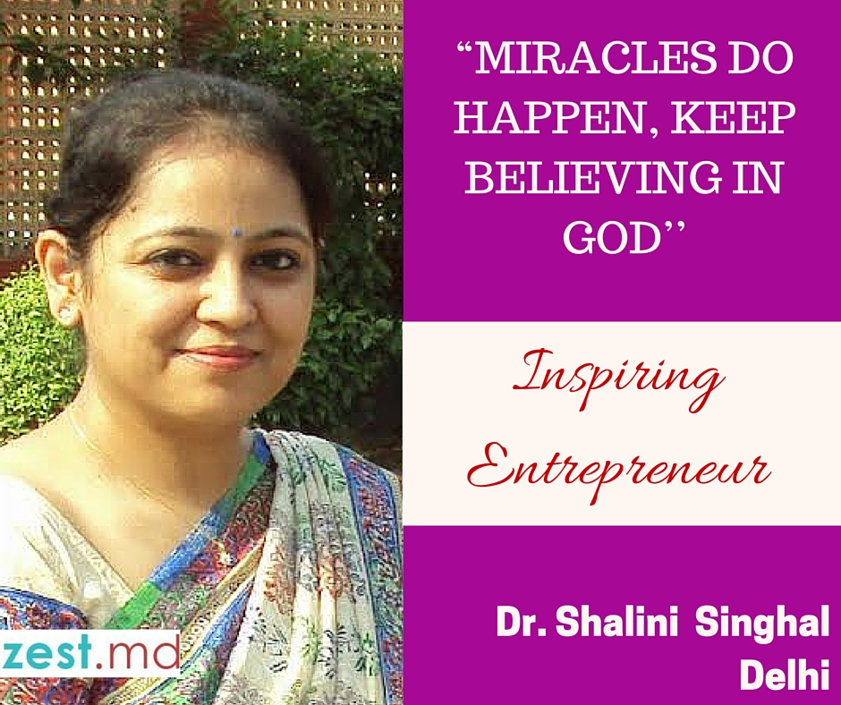 Women's Day - Shalini Singhal